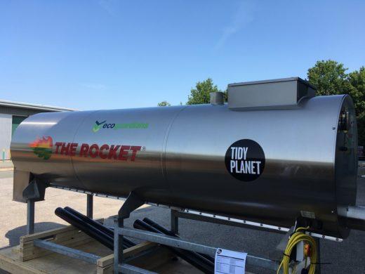 A900 Rocket Composter