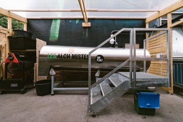 A900 Les Alchimistes- composting - Tidy Planet