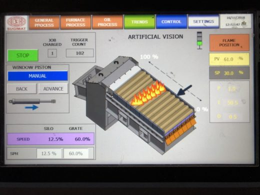 Artificial Vision System (AVS) – from Sugimat