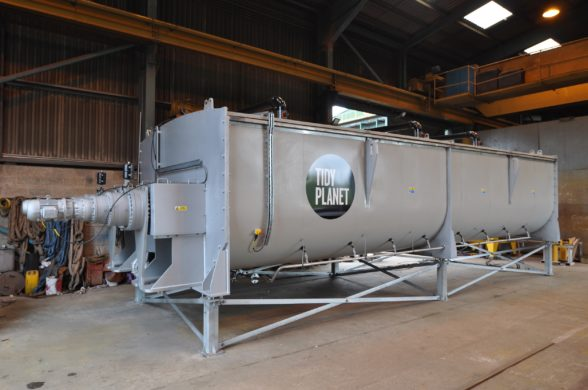 B2500 Rocket Composter - Tidy Planet