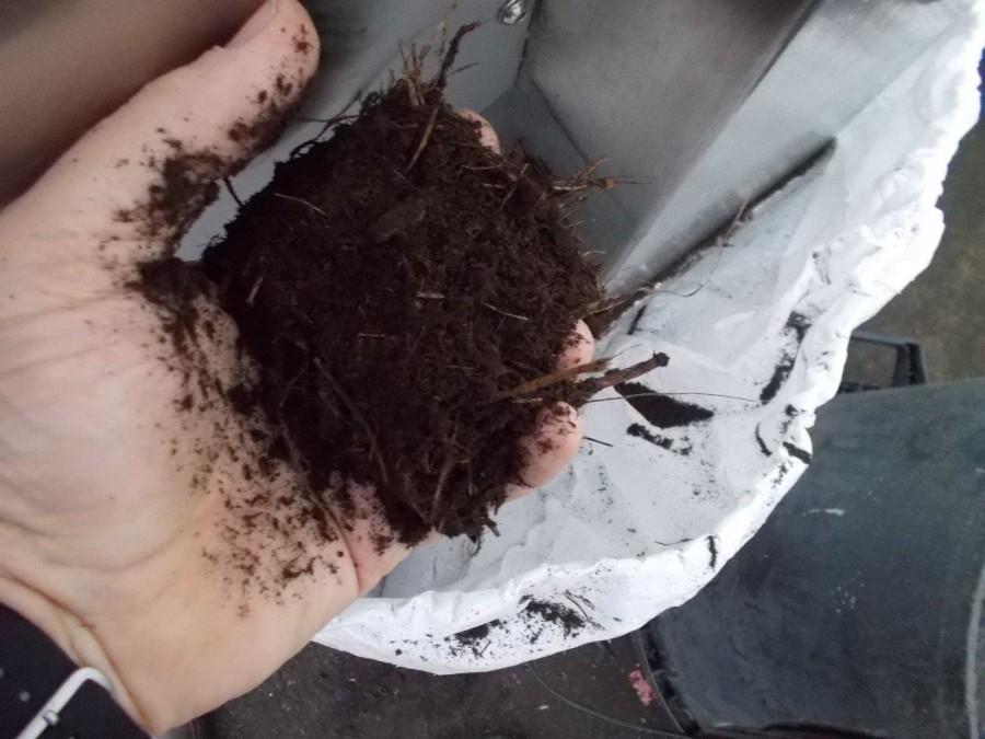 Prison Rocket Food Waste Composter