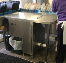 Dehydr Food Waste Dewaterer
