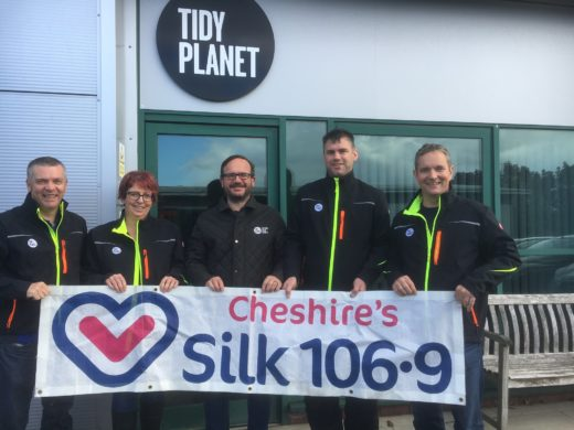 Workplace of the Week - Tidy Planet