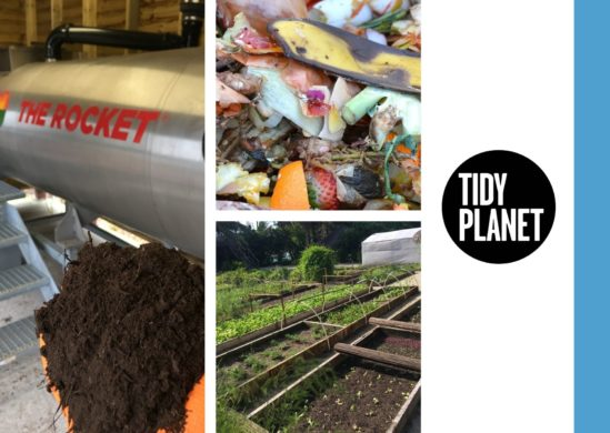 Tidy Planet - Learn About Composting Day