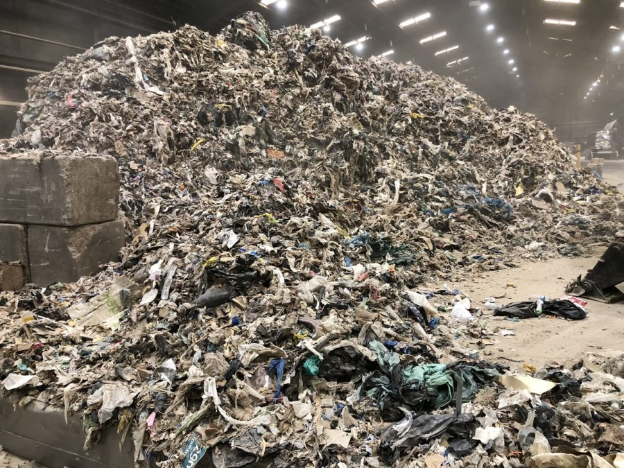 Harnessing waste as a valuable energy source